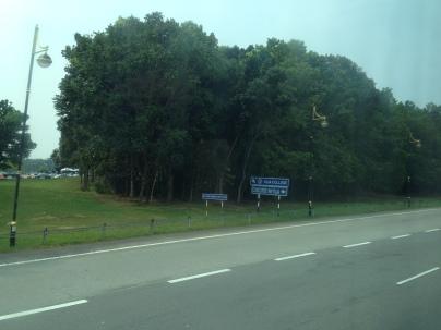 highway from KLIA