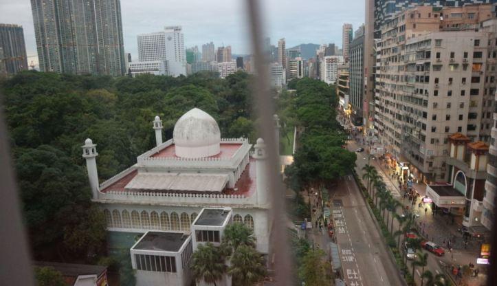 hongkong masjid