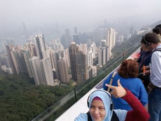 hongkong peak tream1