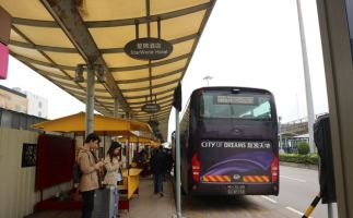 macau shuttle bus