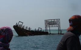 perahu karan